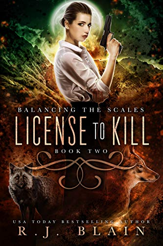 License to Kill (Balancing the Scales Book 2)