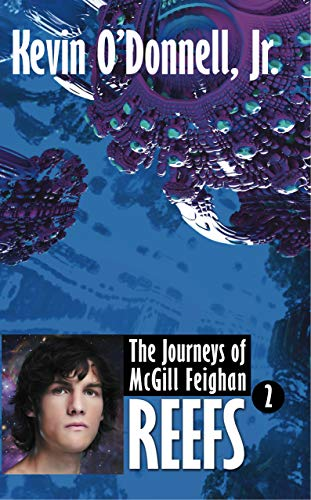 Reefs (The Journeys of McGill Feighan Book 2)