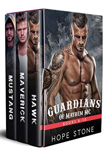 GUARDIANS OF MAYHEM MC BOX SET 2: (BOOKS 8-10): SAVAGE FURY SERIES (GUARDIANS OF MAYHEM MC (SAVAGE FURY SERIES))