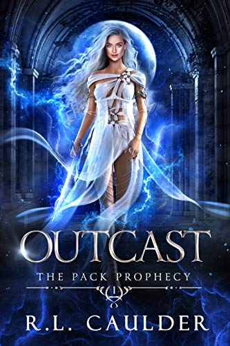 Outcast: A Paranormal Shifter Romance (The Pack Prophecy Book 1)